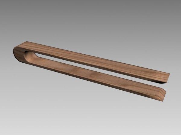3d kitchen tong