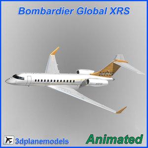 3dsmax bombardier global