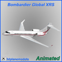 Bombardier Global XRS Private livery 2