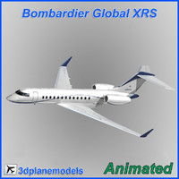 Bombardier Global XRS Private livery 4
