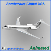bombardier global 3d max