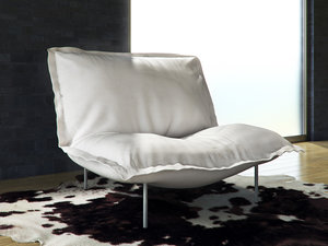 3d model calin ligne roset