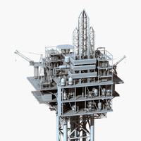 Compilant Tower platform - UT
