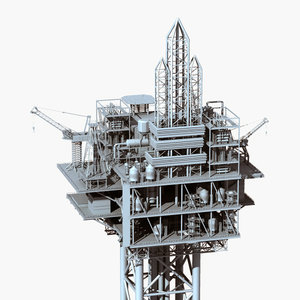 compilant tower platform - max