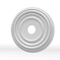 3d petergof p43 plaster model