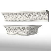 Peterhof K129 classic wall cornice