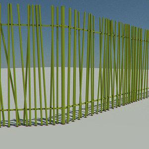 maya design fence