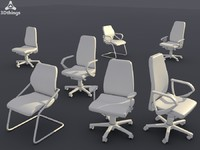 set13 - Wien Office seating