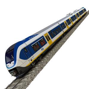 max sprinter train