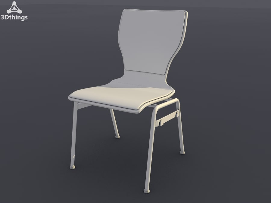 conference chair stage 4-leg max