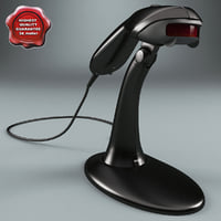 3d 3ds barcode scanner
