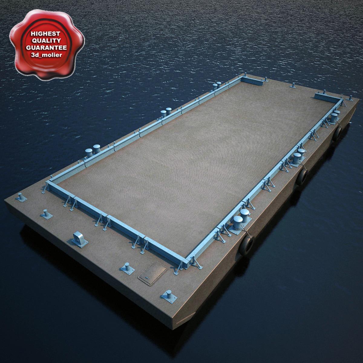barge v4 3ds