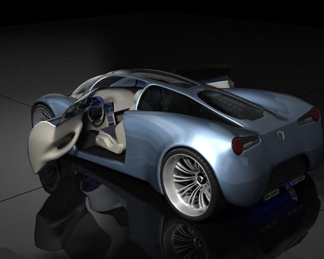 besegra v1 concept car max