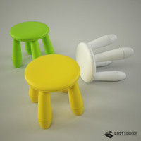 "MAMMUT Children""s stool"