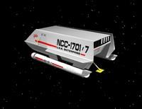 Galileo 7 Shuttle Craft