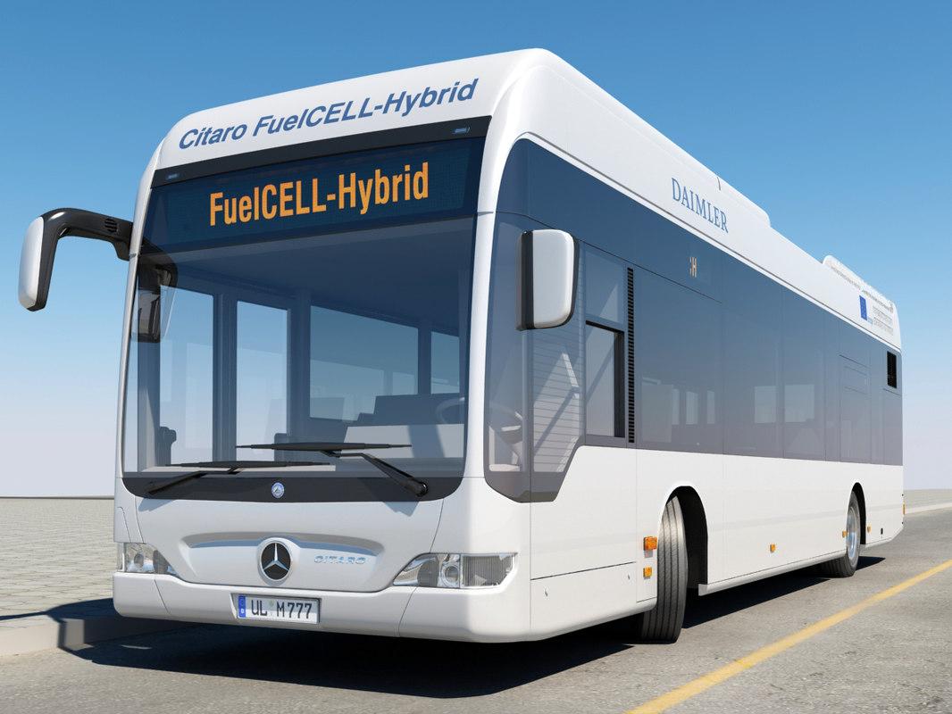 3d hybrid mercedes citaro