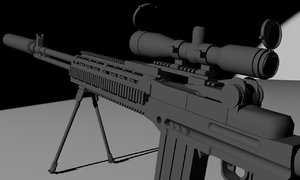 m21 ebr sniper rifle max