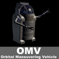 3ds max omv orbital maneuvering
