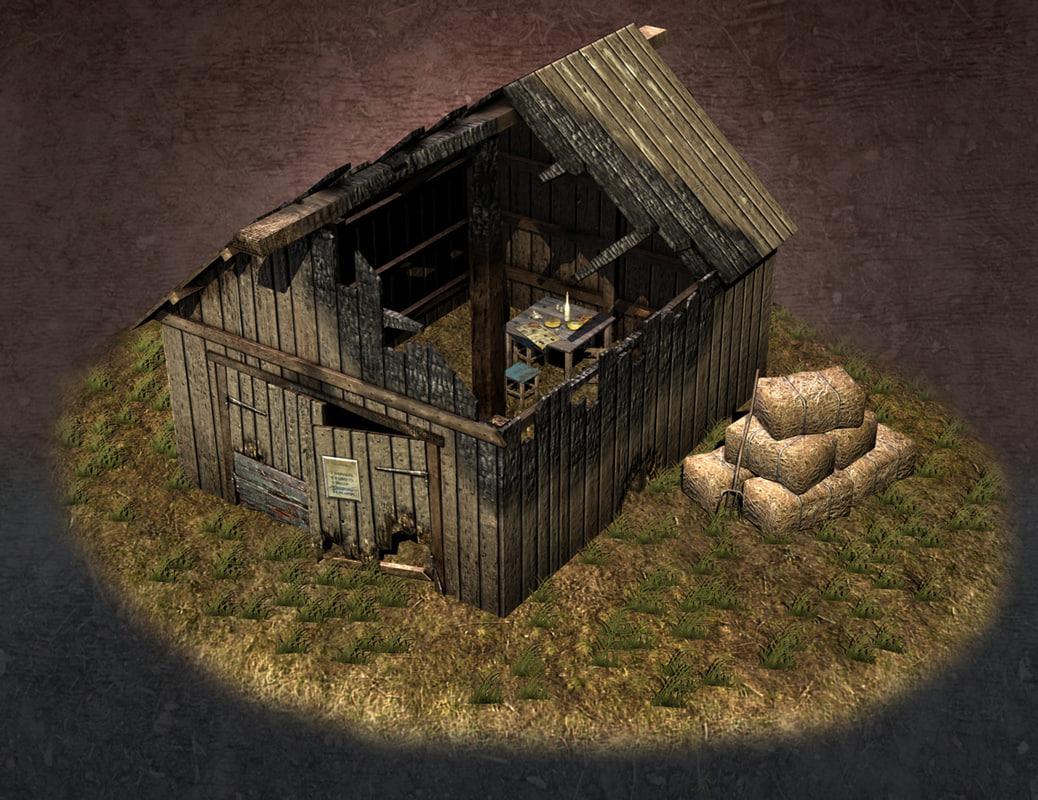 3d model game nextgen