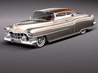 Cadillac Deville Coupe 1953