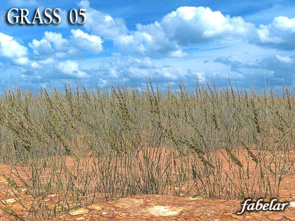 realistic grass 3d max