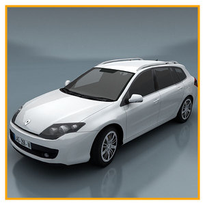 3d model vehicle details