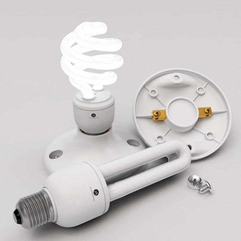 3d energy light model