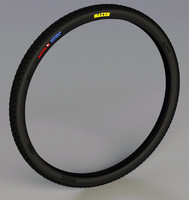 3d maxxis holy roller tyre model