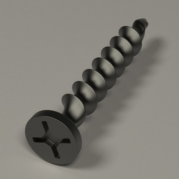 3d screw