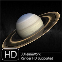 Saturn HD (Suport Full HD Render)