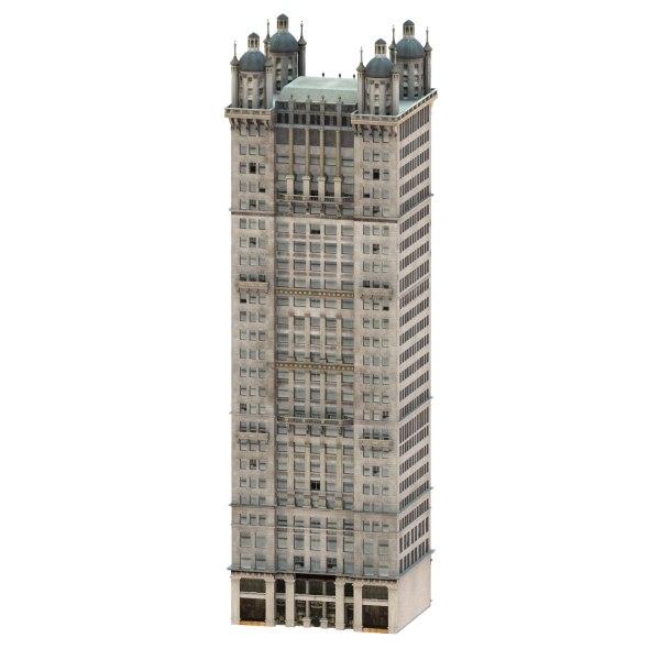 x parkrow building