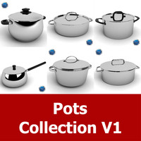 Pots Collection 1