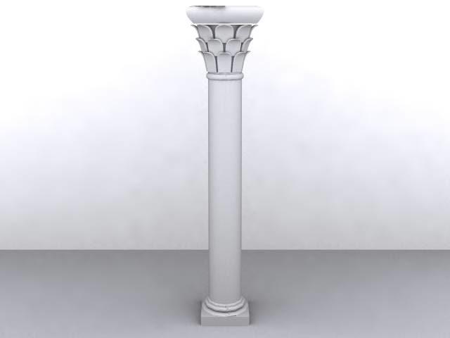 house column max