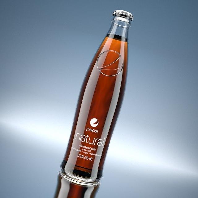 maya pepsi bottle
