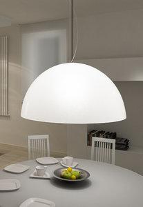3ds max sonora light lamp oluce
