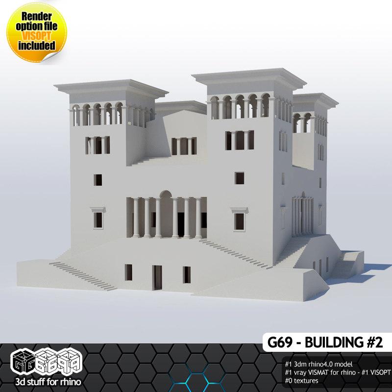 G69-Building #1