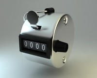mechanical tally counter max