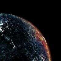 ice planet 3d model