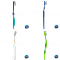 tooth brush toothbrush 3d model