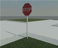 stop sign rfa