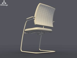 max conference chair netwin cantilever