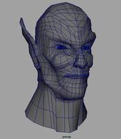 alien face ma