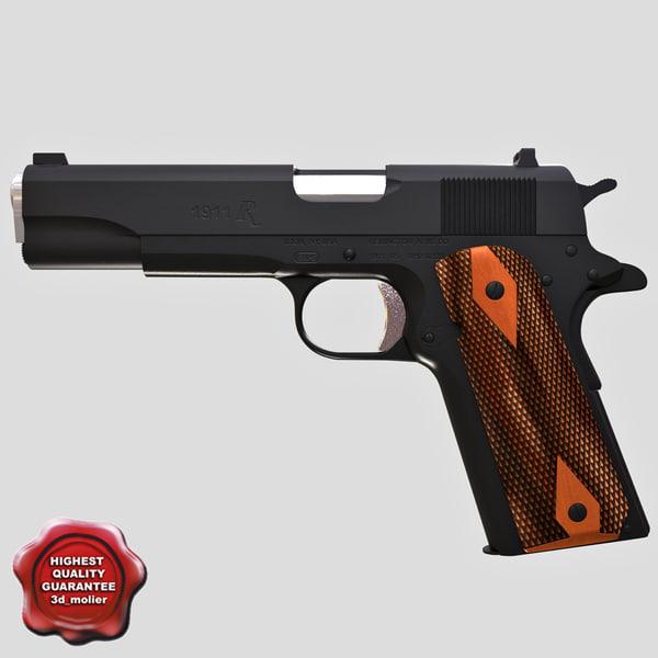 remington 1911 max