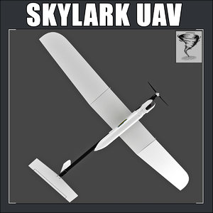3dsmax skylark plane