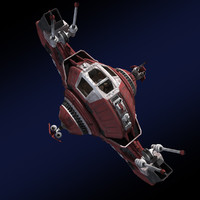 SpaceFighter2(Textured)