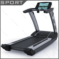 treadmill bh hi power 3d model
