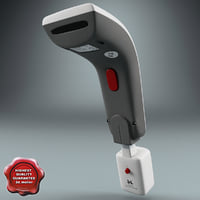 3d wireless barcode scanner samsung