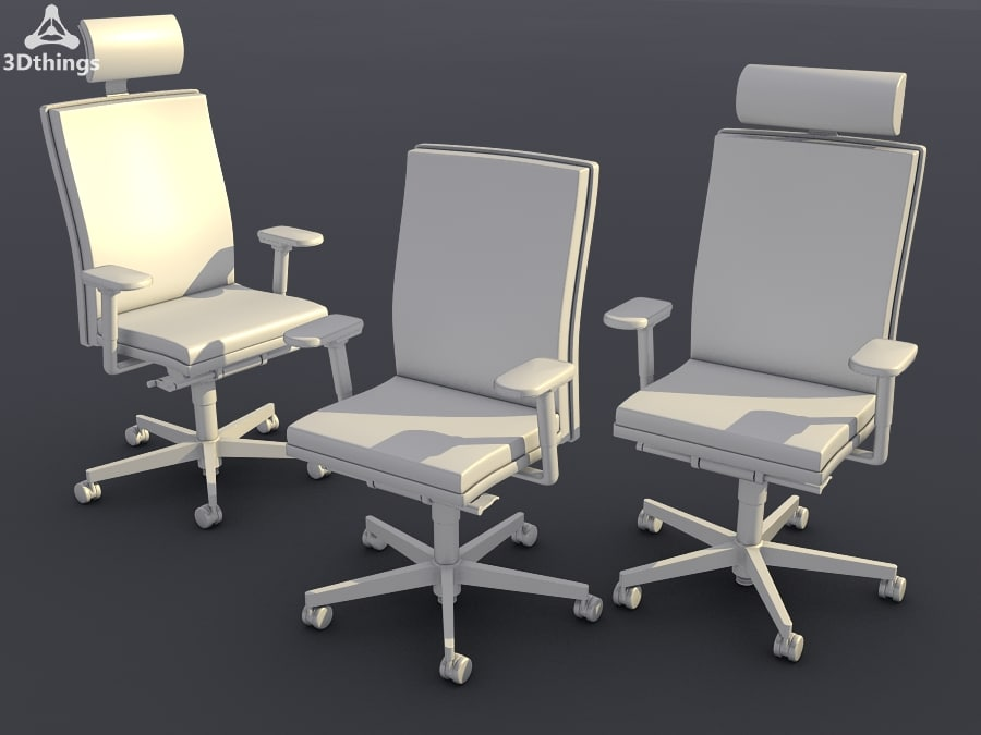 3d conference chairs mr 24