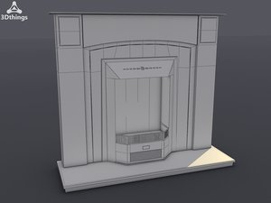 obj hampton electric fireplace