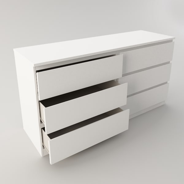 IKEA Malm chest of drawers. ikea chest drawer